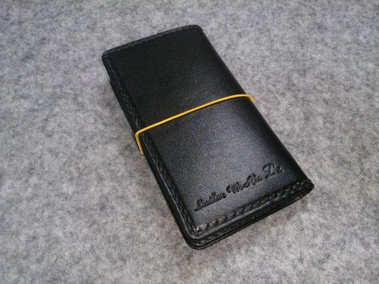 SO-04E XperiaA 手帳型ケース シリコンケース仕様