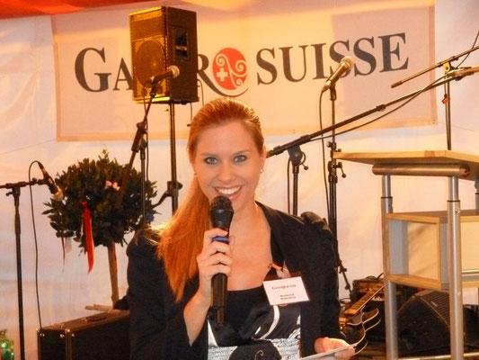 Parlamentarierapéro GastroSuisse Waisenhausplatz Bern