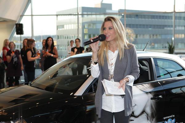 Audi A1 AMAG Retail Bern A1 Styling Ladies Night Event mit AMAG zusammen organisiert