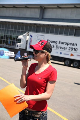 SCANIA Schweiz Finale Young European Truck Driver