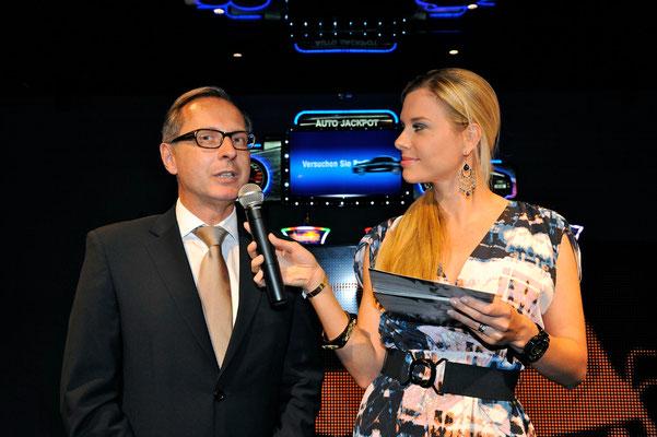Eröffnung Casino-Erweiterung Bern