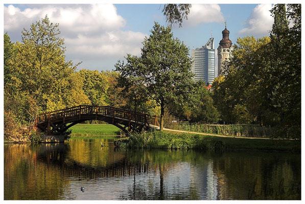 Clara Zetkin Park, Leipzig