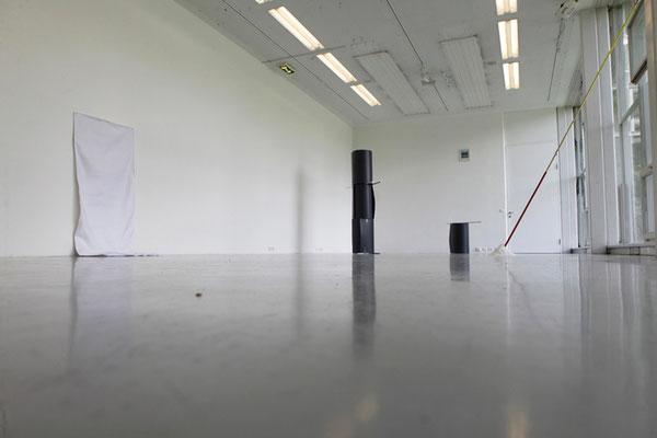 ROAMING. THE ABSENCE OF EVERYTHING, Elisa Vladilo, Antonio Catelani, Luca Scarabelli, Gianni Caravaggio, photo Gerhard Maurer