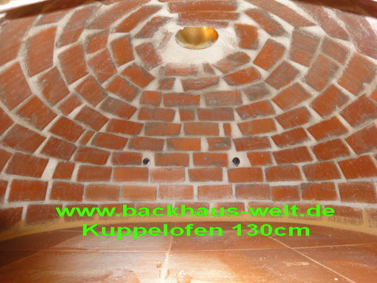 Kuppelofen Lissabon 100x100cm