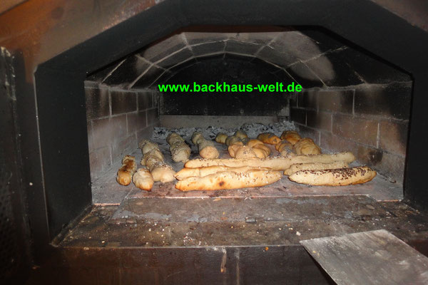 Knauzenwecken, Seelenschiesser für Holzbackofen, Pizzaofen, Backhaus, Steinbackofen