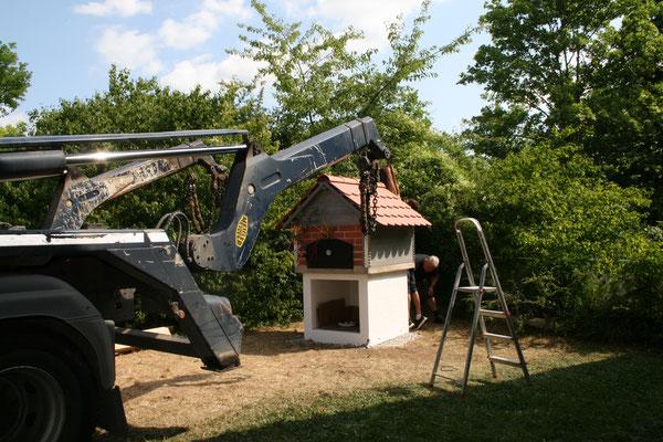 Backhaus für die Neckar-Realschule Stuttgart