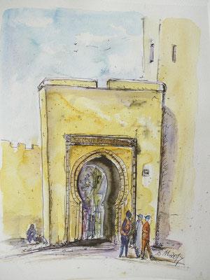 Stadttor von Essaouira