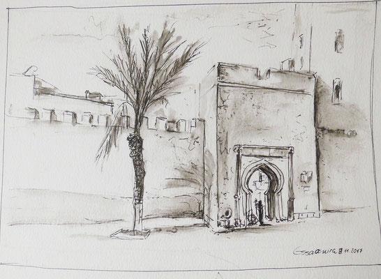 Stadttor Essaouira