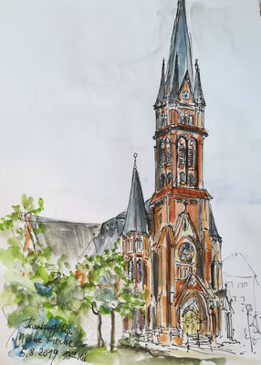 Katholische Kirche in Frankfurt / Oder