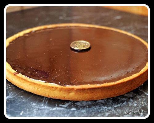 Tarte Chocolat/Jasmin