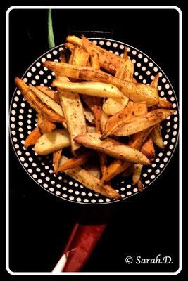 "Légumes rôtis façon ""potatoes"""