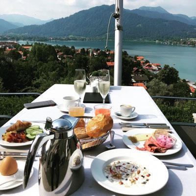 Frühstück @Das Tegernsee