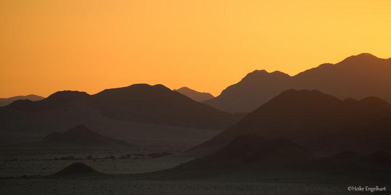 Wunderbare Weiten im Namib Naukluft Park