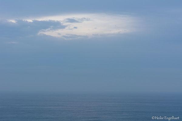 Der indische Ozean begrüßt uns