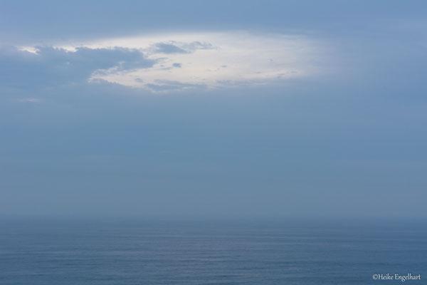 Ruhige Stimmung am Indischen Ozean.