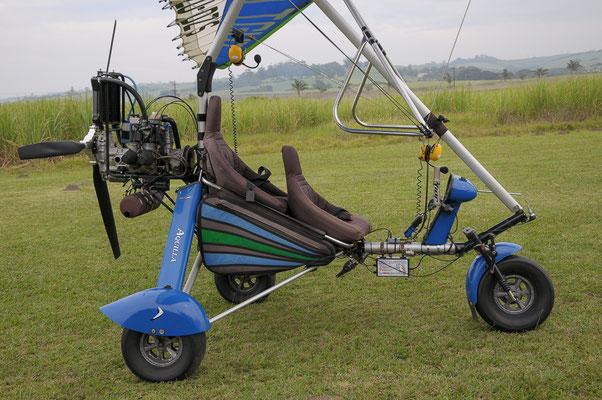 Irgendwie doch nur ein motorisierter Gartenstuhl, oder?