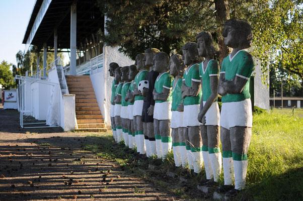 Die Meistermannschaft von 1964