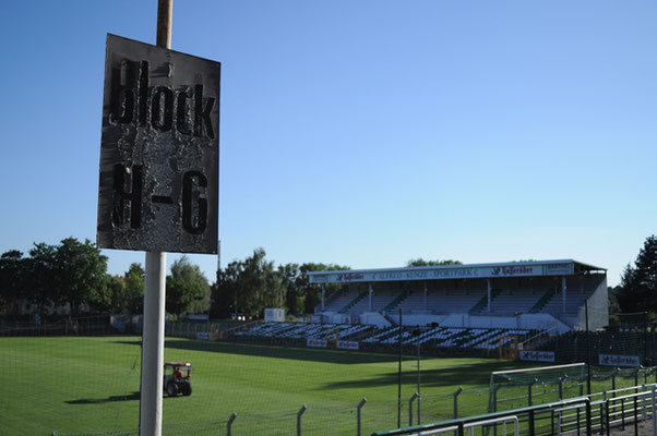 Der Alfred-Kunze-Sportpark