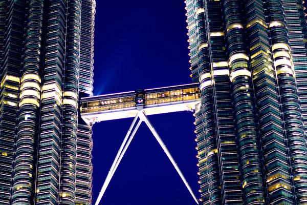 Skybridge at Petronas Towers