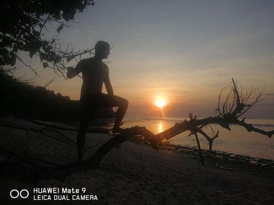 Uluwatu Beach, king of the beach