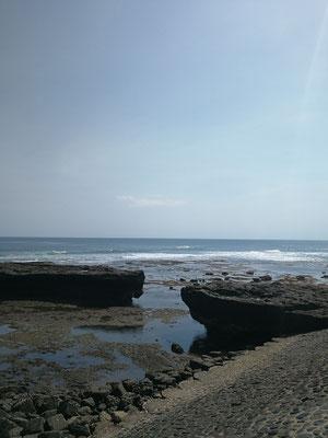 Echo beach Steine