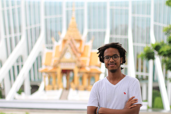 Mohamed, a Student I Interviewed