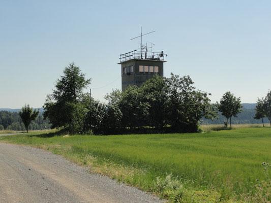 Mittelhammer - DDR Wachtturm