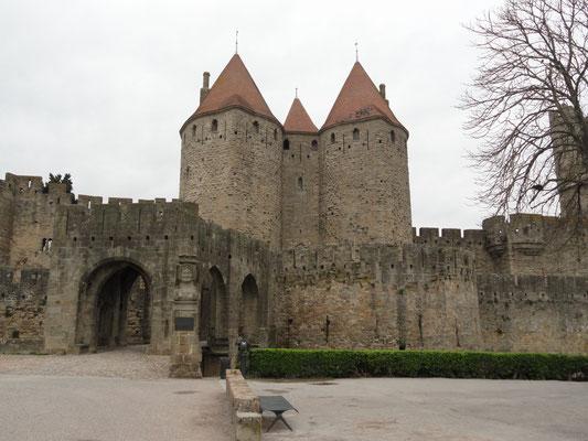 Carcassonne - Porte Narbonnaise