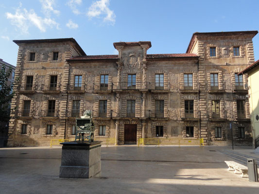 Avilés - Palacio Camposagrado