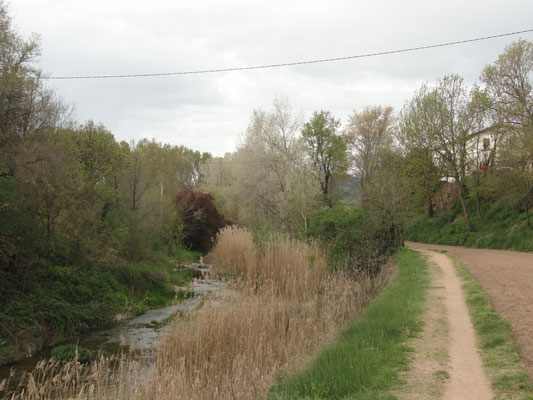 Vic - Am Fluss Le Meder