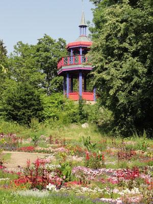 Hof - Botanischer Garten