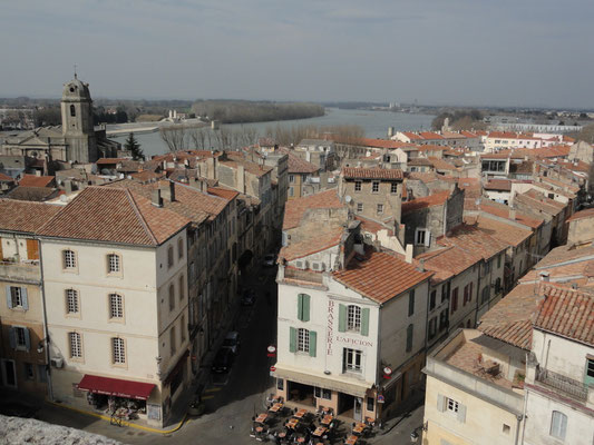 Arles - Rond Point des Arènes