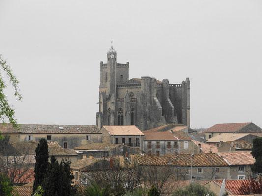 Capestang - Stiftskirche Saint-Etienne