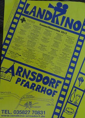 Arnsdorf - Landkino
