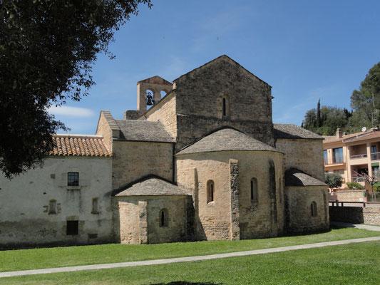 Cervià de Ter - Kloster Santa Maria
