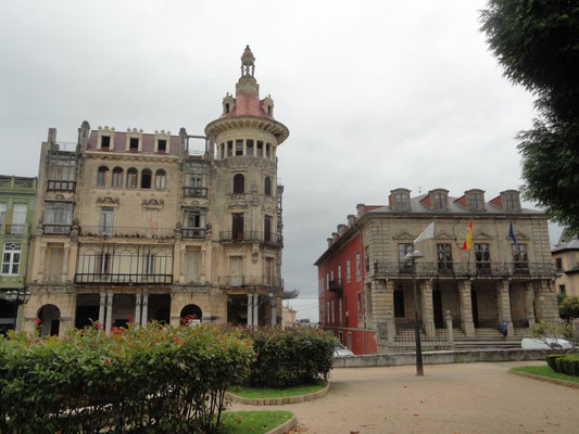 Ribadeo - Torre de Moreno