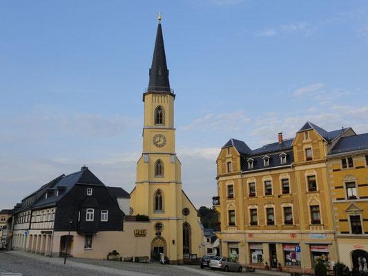 Stollberg - Jakobikirche