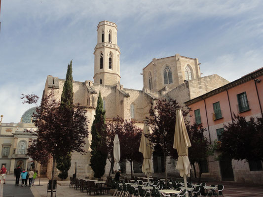 Figueres - Kirche Sant Pere