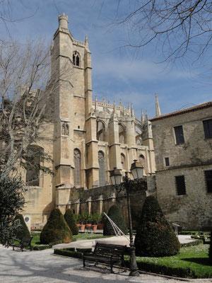 Narbonne - Kathedrale Saint Just und Saint Pasteur