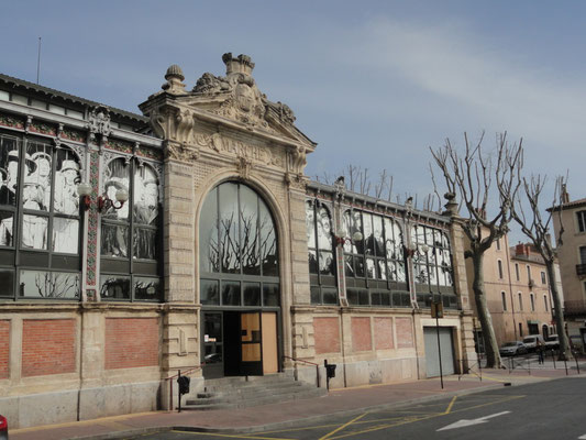 Narbonne - Markthalle