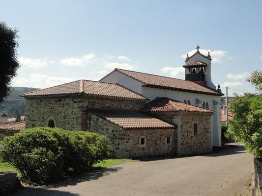 Santiago del Monte - Santiago-Kirche