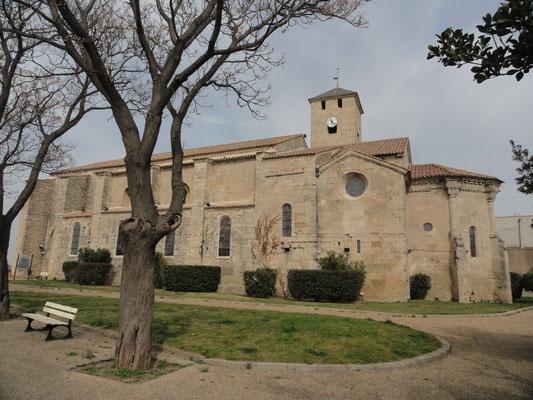 Béziers - Kirche Saint-Jacques
