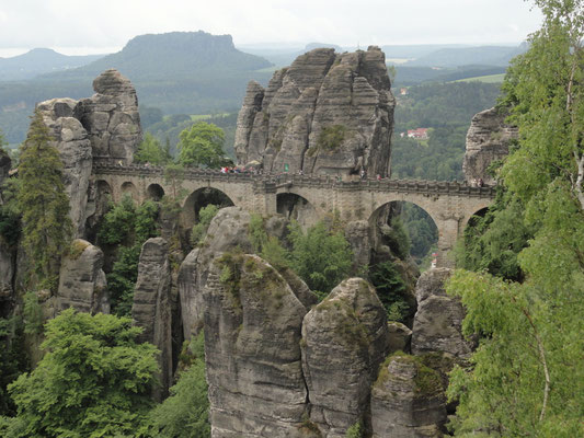 Bastei - Basteibrücke