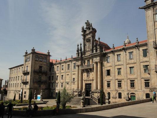 Santiago de Compostela - Seminario Mayor