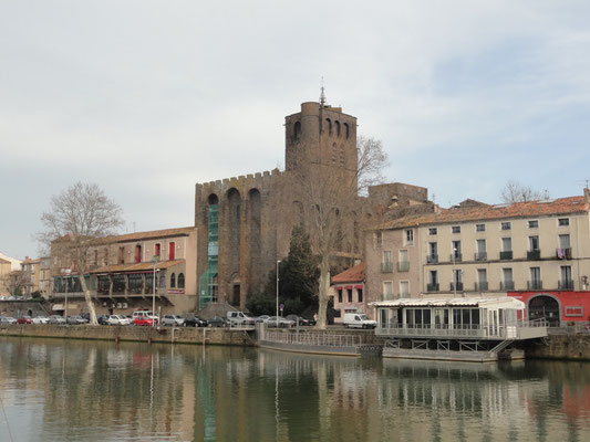 Agde - Kathedrale