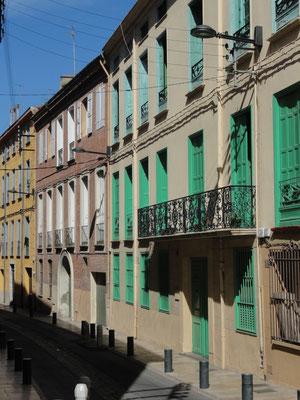 Perpignan - Rue Grande la Real