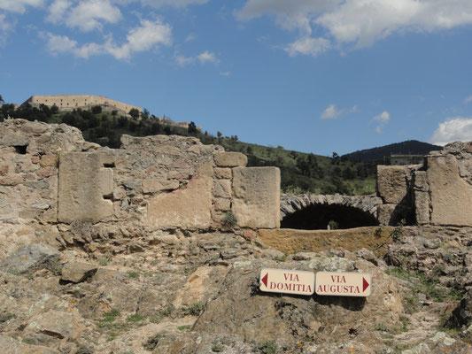 Panissars - Via Domitia und Via Augusta
