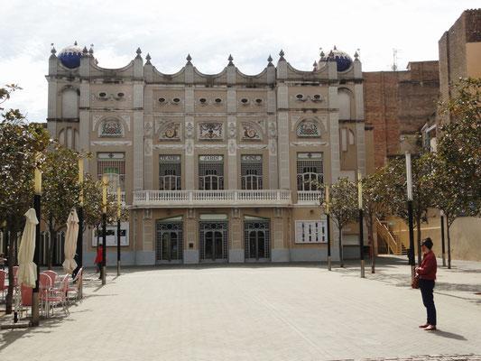 Figueres - Theater El Jardi
