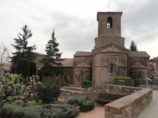 L'Estany - Kloster Santa Maria