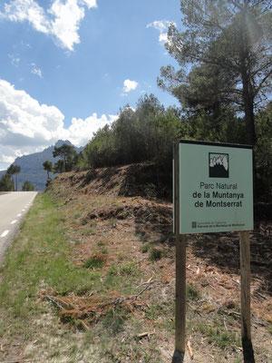 Sant Cristòfol - Naturpark Montserrat